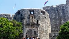 Herceg Novi Old Town, Montenegro Old Jaffa, Republic Of Venice, Limestone Wall, Under The Shadow, Dubrovnik Croatia, Life Goes On, Old City, 14th Century, City Streets