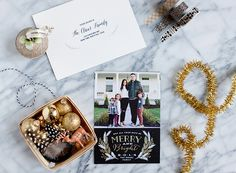 Christmas Cards, and a chance to win one of 3 $100 gift cards to MINTED  #minted #christmascards #holidaycards
