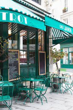 Chez Janou | Paris, France