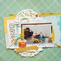 A Project by saturngrrl from our Scrapbooking Gallery originally submitted 11/01/11 at 12:30 AM