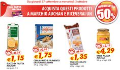 Auchan e Nectar Card ti scontano la colazione!