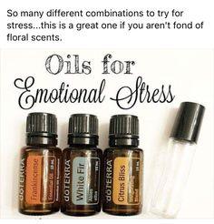 Frankincense, White Fir, Citrus Bliss