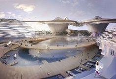Padideh Kish Island, Iran - Shirdel and Associates Architects