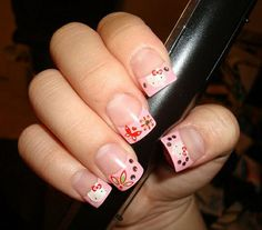 Very Easy Nail Designs | 15-Cute-Simple-Hello-Kitty-Nail-Art-Designs-Stickers-Nail-Art-For ...