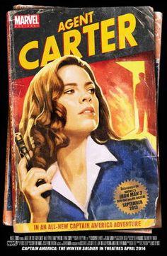Agent Carter Marvel One-Shot