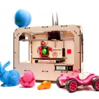 MakerBot Replicator, 3D printer for home digital fabrication