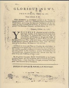End-Revolutionary-War-Cornwallis-Surrenders-Document