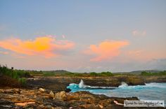 Behind The Lens Lukey: Pink fluffy clouds - Nusa Lembongan