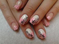 Nail Polish, Nail Art, Nails, Pink, Crafts, Beauty, Work Nails, Fingernail Designs, Finger Nails