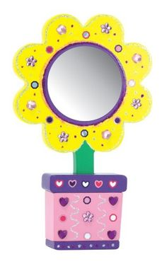Melissa and Doug Flower Mirror - DYO *** This is an Amazon Affiliate link. You can get additional details at the image link.