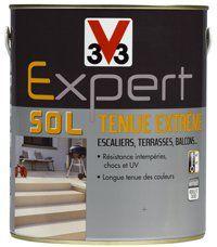 Peinture Pour Sol Garage Et Sol Béton Extérieur V33