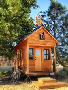 7 FREE Tiny House Full Build Plans (To Download & Print!):