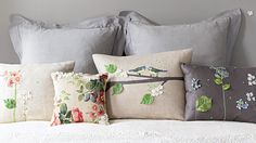 lovely spring pillow ideas