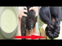 Shampoo de ajo con cebolla para la caida y el crecimiento del cabello - YouTube