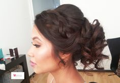 Ideas para peinado de novia