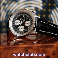 Breitling Navitimer White Gold - 1 of 25 Pieces REF: J13322 | Year Apr 2004  One of only 25 pieces ever produced, this 18ct white gold Navitimer is a very rare watch. Completely discreet, the first clue to the precious material being used is the 'serie limitee' moniker in red above the hour totaliser, and on a second inspection the white gold case has far more warmth than the steel equivalent. The Navitimer is easily one of the most iconic pilot watches in the world.