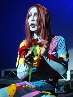 oh.my.god. Chad Michaels as Sally. i just died and went to Heaven.  <3