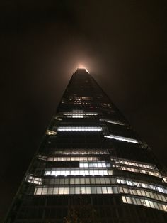 The shard on my birthday! #november #shard