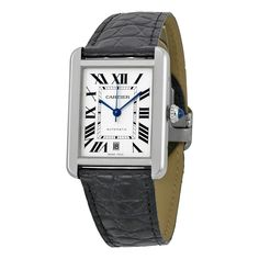 f83e600a887b Cartier Tank Solo XL Automatic Silver Dial Men's Watch W5200027