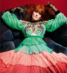 Florence Welch - Vogue Paris