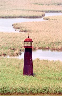 Pass a l'Outre Lighthouse, Louisiana at Lighthousefriends.com