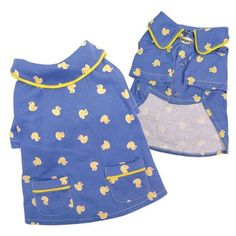 Adorable Snoozy Yellow Ducky Pajamas Shirt For Dogs - M by Klippo  $25.99   BuyDogSweaters.com