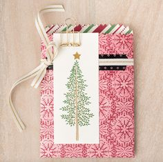 We absolutely love how versatile the Thoughtful Branches stamp set and thinlit set are. Only available August 2016 Stampin Up Christmas, Noel Christmas, Handmade Christmas, Stampin Up Catalog, Stamping Up, Creative Cards, Greeting Cards Handmade, Stampin Up Cards, Making Ideas