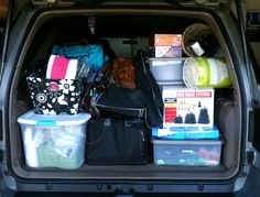 Worried about packing for college? The summer before my freshman year began I…