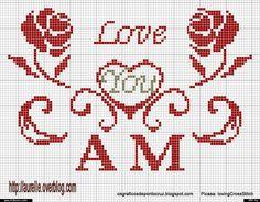 ONLY LOVE - LovingCrossStitch - Álbumes web de Picasa