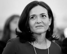 """I wish I could just go tell all the young women I work with, all these fabulous women, 'Believe in yourself and negotiate for yourself. Own your own success.' I wish I could tell that to my daughter. But it's not that simple."" Sheryl Sandberg - COO of Facebook"