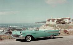 vintage dream car | mint vintage car: Chevrolet Bel Air, Belair, Classic Cars, 1957 Chevy ...