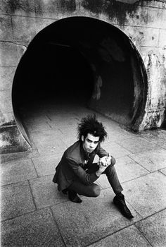 Nick Cave. Not so much now, but back then...