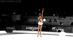 Rhythmic Gymnastic is ♥ ana kudryavtseva ball rhythmic gymnastics best team russia