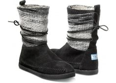 love these toms nepal boots!! want a pair