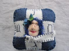 Addie  For Hanukkah by MountainDolls on Etsy, $20.00