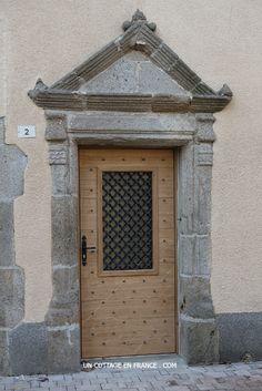 Jolie porte Le Dorat - Nice door at Le Dorat