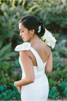 Stunning / An Orange County Real Wedding Photographed by Sargeant Creative / via StyleUnveiled.com