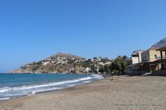 The village of Kantouni on the island of Kos in Greece. It is a very small seaside village off the beaten track with a nice sandy beach.