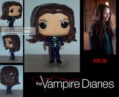 Anna Zhu Custom Funko Pop - The Vampire Diries - Custom Funko Pop Obsession Vampire Diaries Outfits, Vampire Diaries The Originals, Malese Jow, Funko Pop Dolls, Custom Funko Pop, Original Memes, Original Vampire, Pop Vinyl Figures, Rock Candy