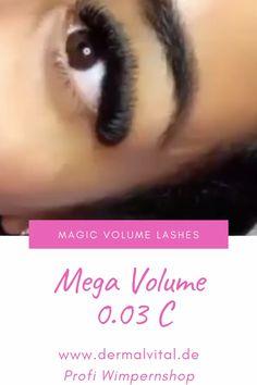 C Curl, Volume Lashes, Eyelash Extensions, Tricks, Super, Eyelashes, Magic, Makeup, Natural Looks