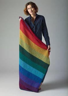 Lion's Pride® Woolspun® Knit Bright Afghan (Level 1) 20150717_0048_REV_5701_0.477