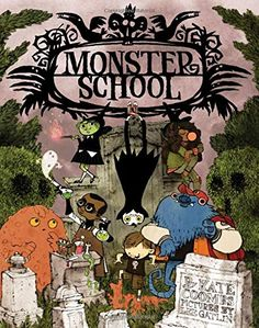 Buy Monster School by Kate Coombs, Lee Gatlin and Read this Book on Kobo's Free Apps. Discover Kobo's Vast Collection of Ebooks and Audiobooks Today - Over 4 Million Titles! Original Fairy Tales, Monster School, National Poetry Month, Collection Of Poems, Little Monsters, Childrens Books, Halloween Decorations, Character Design, Illustration