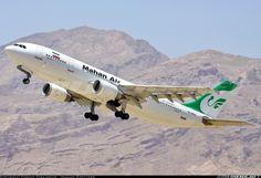 Mahan Air EP-MNG Airbus A300B4-603 aircraft picture