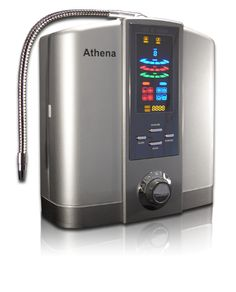 Athena Alkaline Water Ionizer for Fluoridated Water (with free UltraWater Filter)