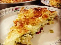 Albanian Spinach Pie Byrek Me Spinaq Or Pite) Recipe - Food.com