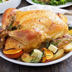 Herb Roasted Chicken