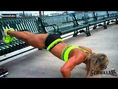 Whitney Jones: Sexy Miami Workout - YouTube