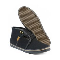 Vans Womens Camryn Canvas Mid Fashion Sneakers