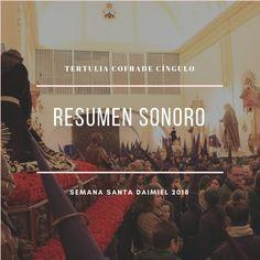 Resumen sonoro de la Semana Santa de Daimiel 2018 (mp3) https://ift.tt/2jEM5iZ