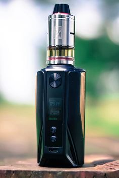 Vaptio N1 Pro 240W mod, 2/3 batteries interchangeable.